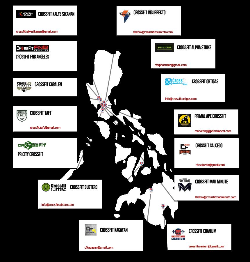 Affilliate Map - Affiliate Alliance